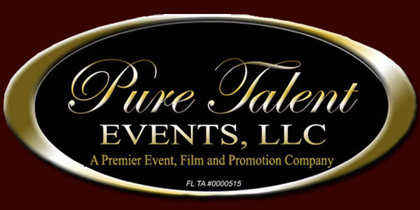 Pure Talent Events, LLC Logo